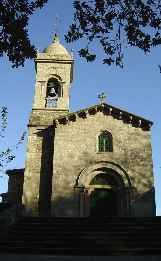 Santiago de Compostela stockfoto