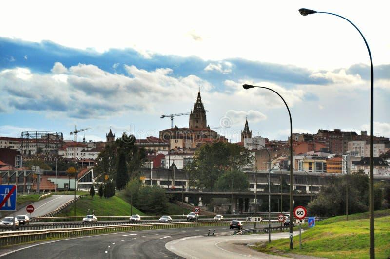 Santiago DE Compostella Galicië spanje royalty-vrije stock afbeeldingen