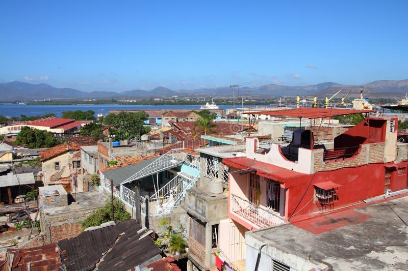 Santiago de Cuba stockfotos