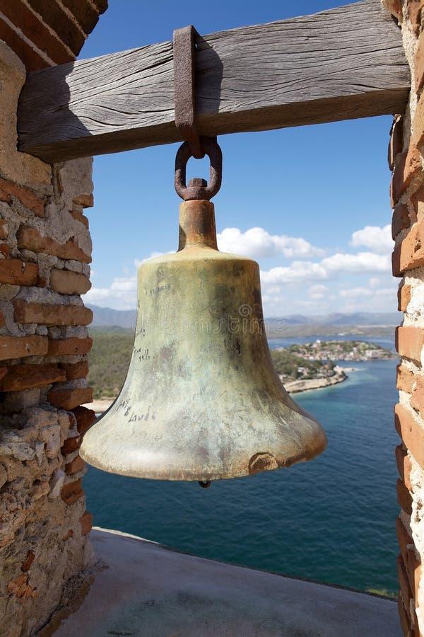 Santiago de Cuba fotografia stock libera da diritti