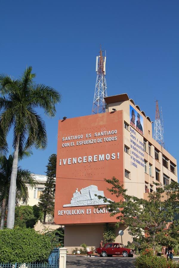 Santiago de Cuba stockfotografie