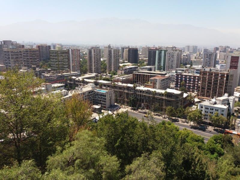 Santiago de parc de St LucÃa photos stock