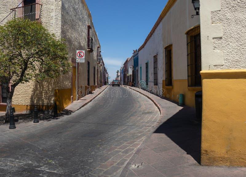Santiago de Queretaro stock afbeeldingen