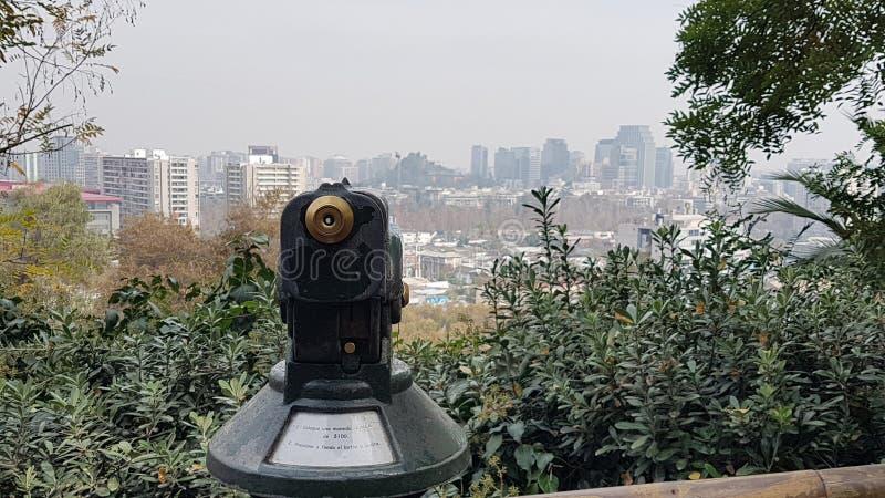Santiago zoo zdjęcie royalty free