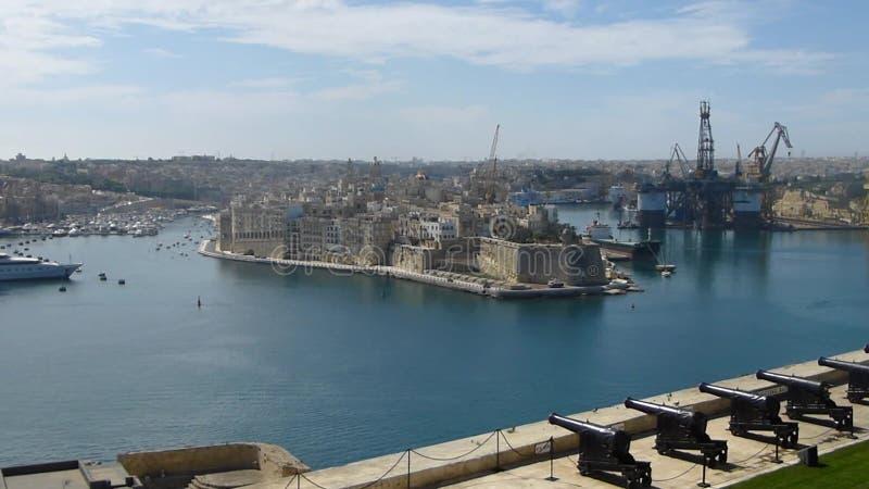 Santo Ángel, La Valeta, Malta del fuerte metrajes