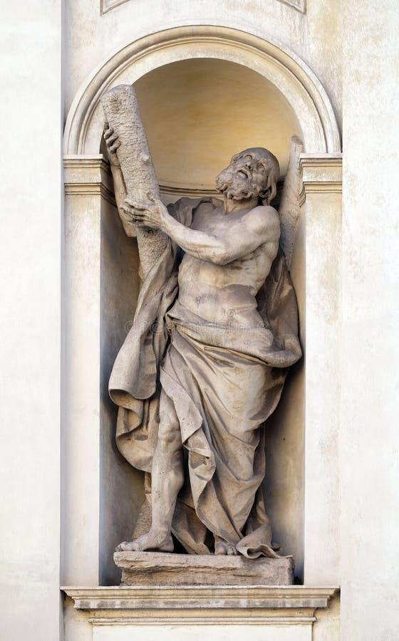 Santo Andrew imágenes de archivo libres de regalías