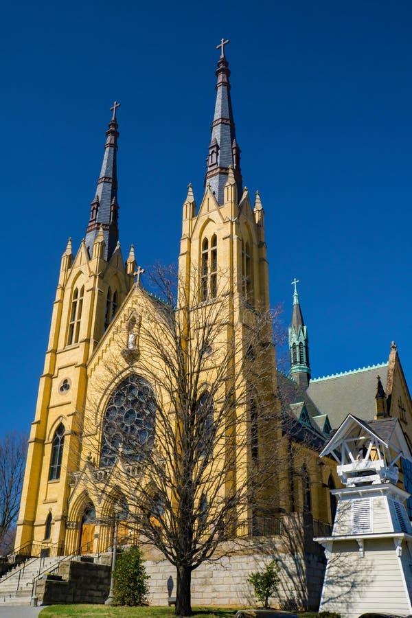 Santo Andrew Catholic Church - 2 foto de archivo