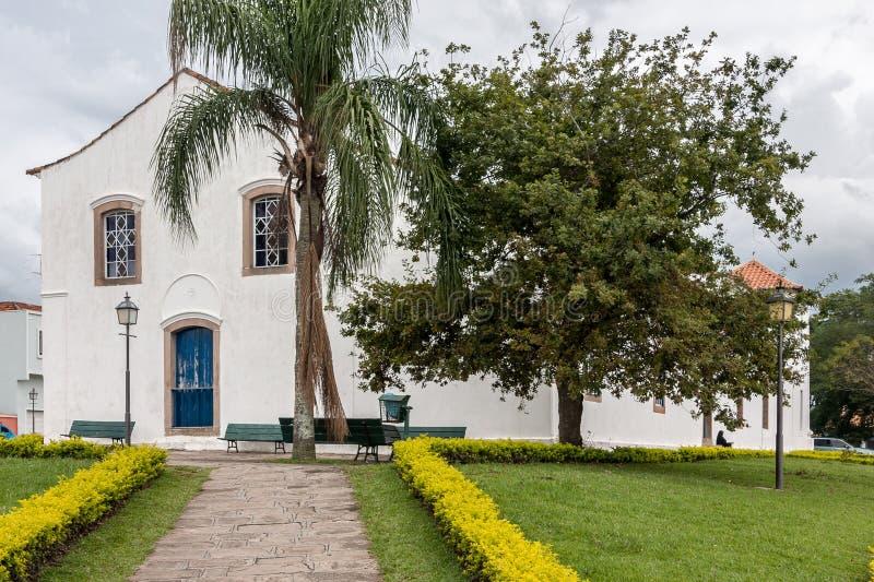Santo Antonio Church Lapa Parana stock afbeeldingen