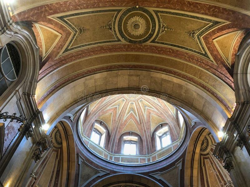 Santo Antonio Church, architecture, history, religion, Lisbon, Portugal. Santo Antonio Church located in Alfama, center of Lisbon, Portugal