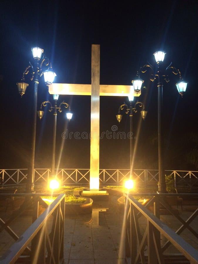 Santo Antonio tun Pinhal lizenzfreies stockbild