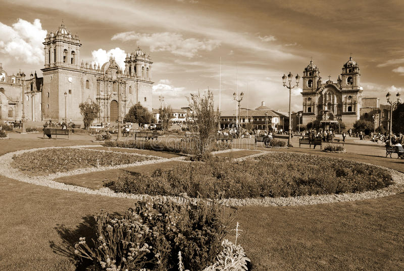 santo domingo собора стоковое фото rf