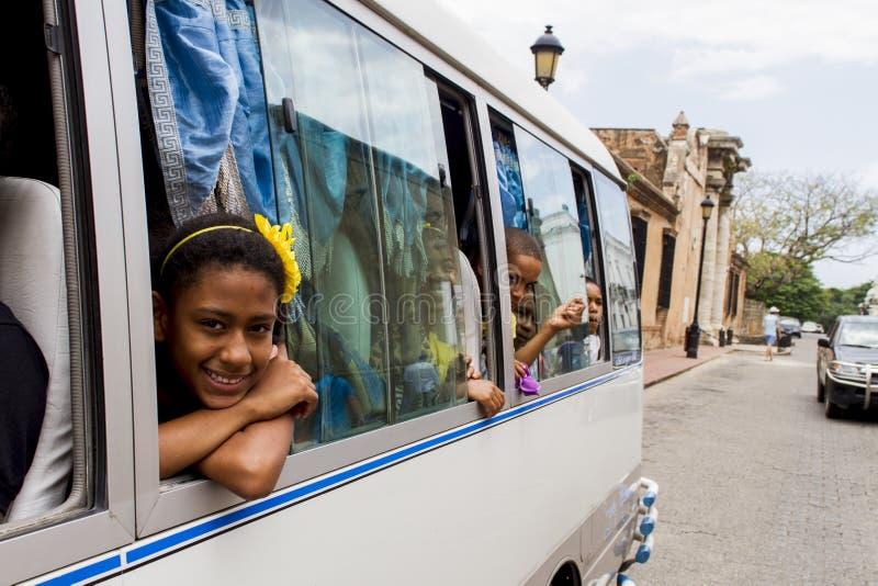 Santo Domingo immagini stock