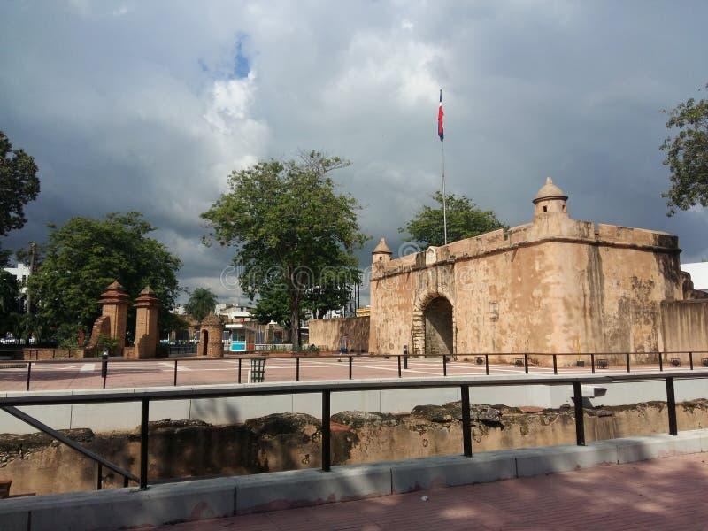Santo Domingo royalty-vrije stock foto