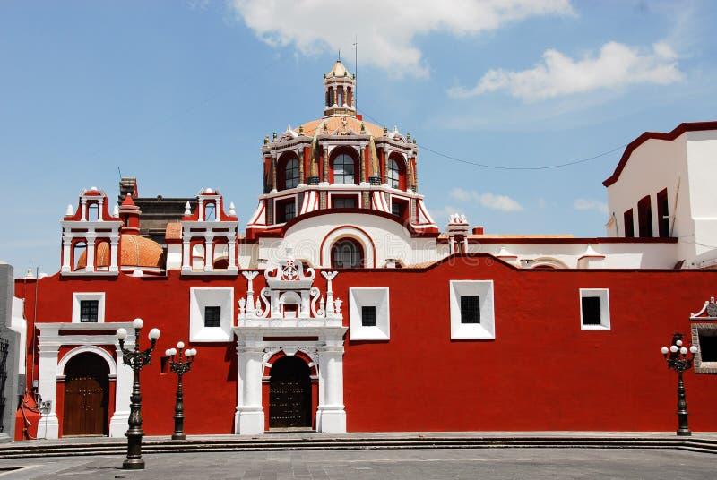Santo Domingo church stock images