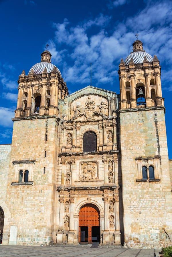 Santo Domingo Church View arkivfoto