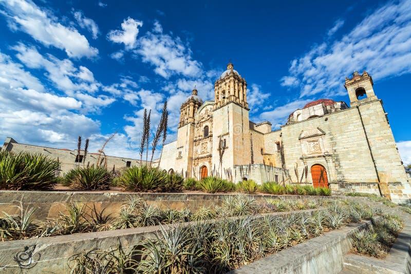 Santo Domingo Church Wide Angle fotos de archivo libres de regalías