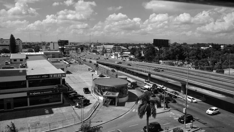 Santo Domingo Cityscape stock photography