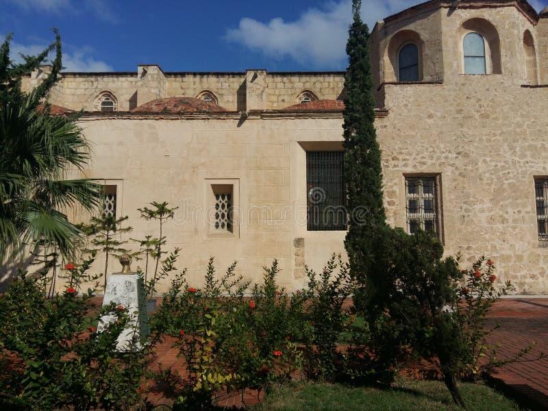 Santo Domingo Colonial stock foto