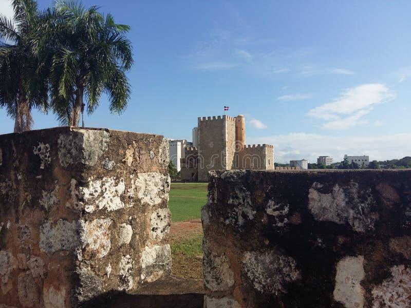 Santo Domingo Colonial stock fotografie