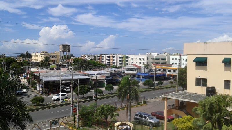 Santo Domingo hermoso imagenes de archivo