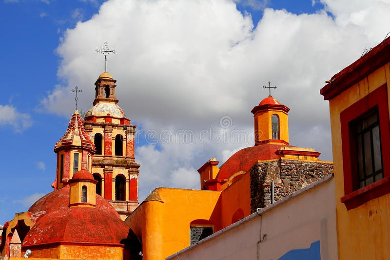 Santo domingo I royalty free stock photography