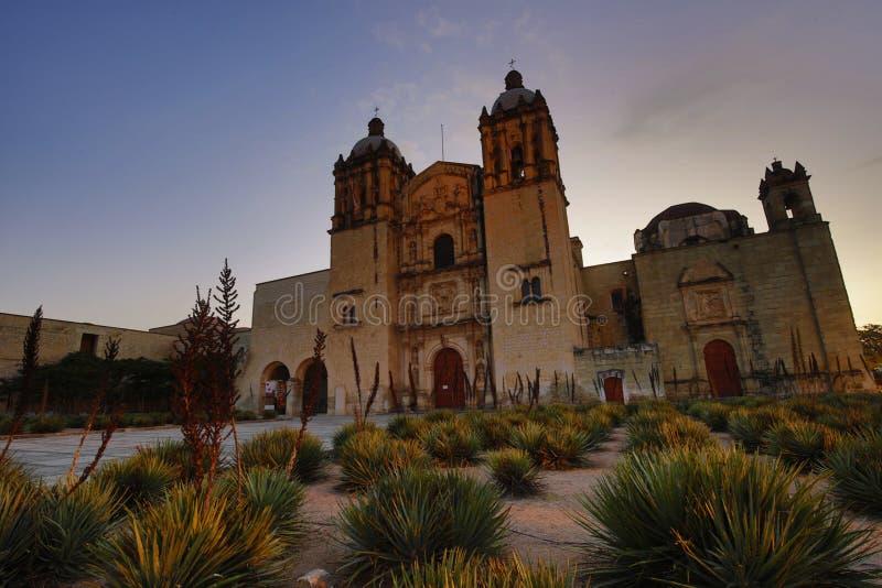Santo Domingo Monastery y centro cultural foto de archivo libre de regalías