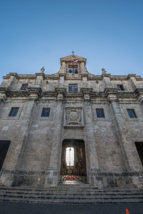 Santo Domingo Panteon obrazy stock