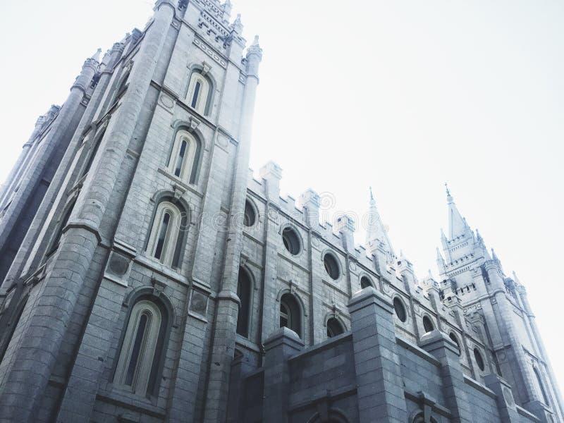 Santo George Temple fotos de archivo