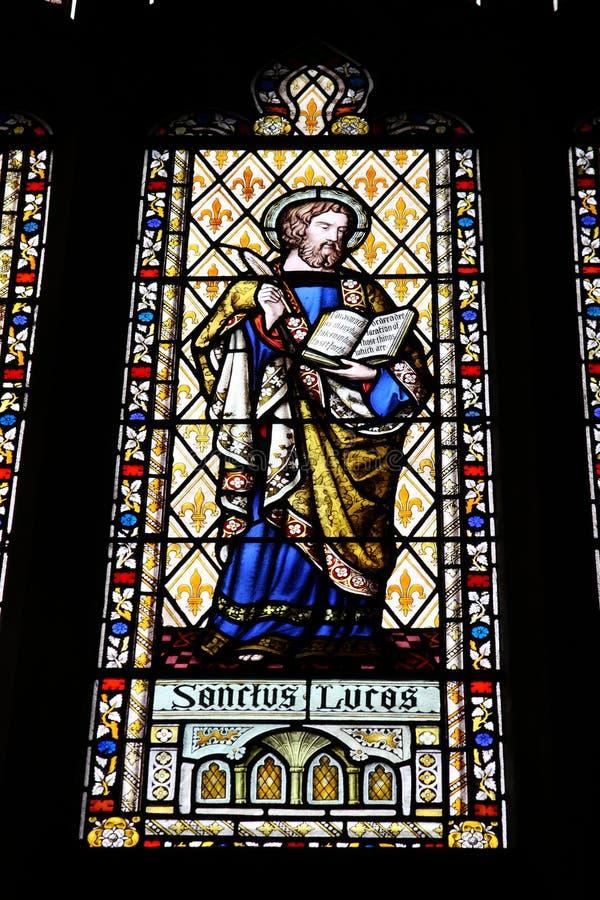 Santo Lucas imágenes de archivo libres de regalías