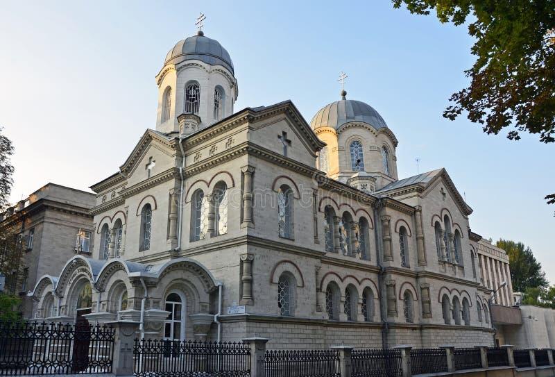 Santo Niholas de Chisinau imagen de archivo libre de regalías