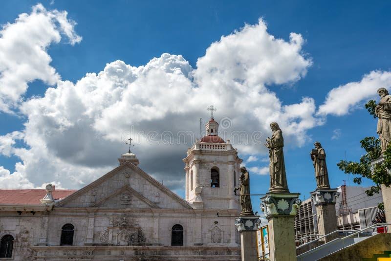 Santo Nino royaltyfri fotografi