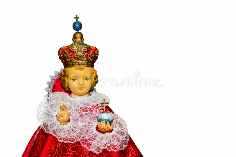 Santo Nino stock photo