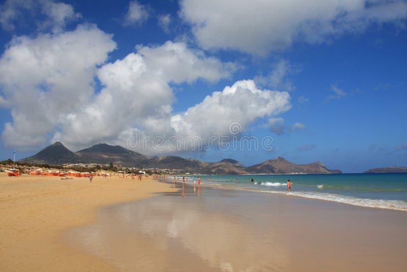 santo porto пляжа стоковое фото