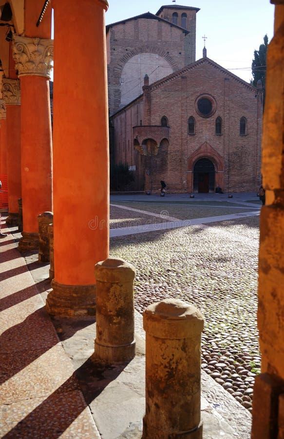 Santo Stefano, Bologna immagini stock
