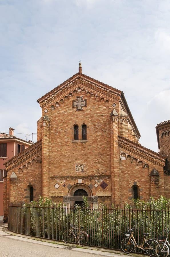 Santo Stefano Bologna royaltyfria bilder