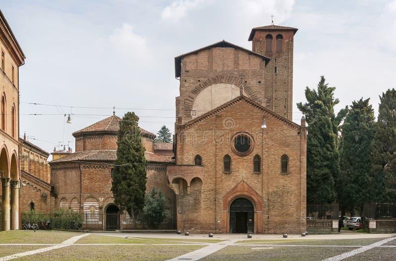 Santo Stefano Bologna arkivbild