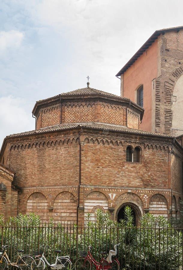 Santo Stefano Bologna royaltyfri foto