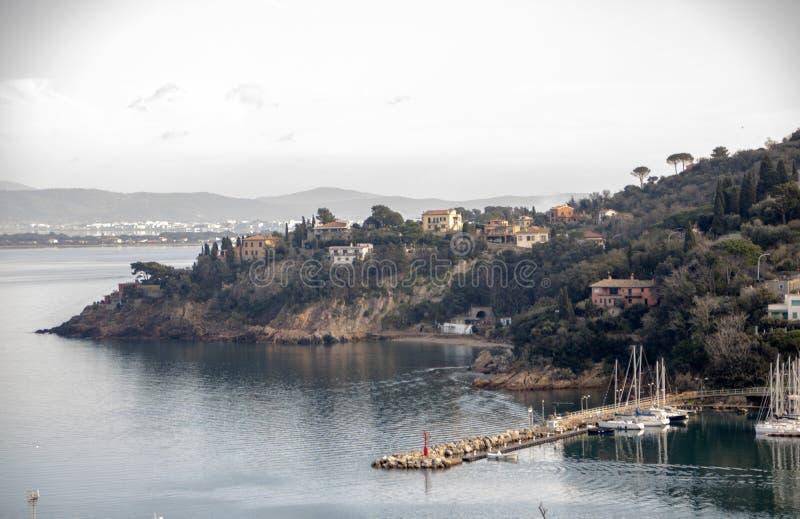 santo stefano porto стоковое изображение rf