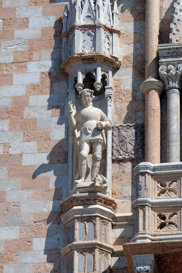Santo Theodor imágenes de archivo libres de regalías