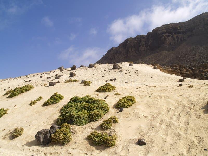 Santo Vicente de las islas de Cabo Verde imagen de archivo libre de regalías
