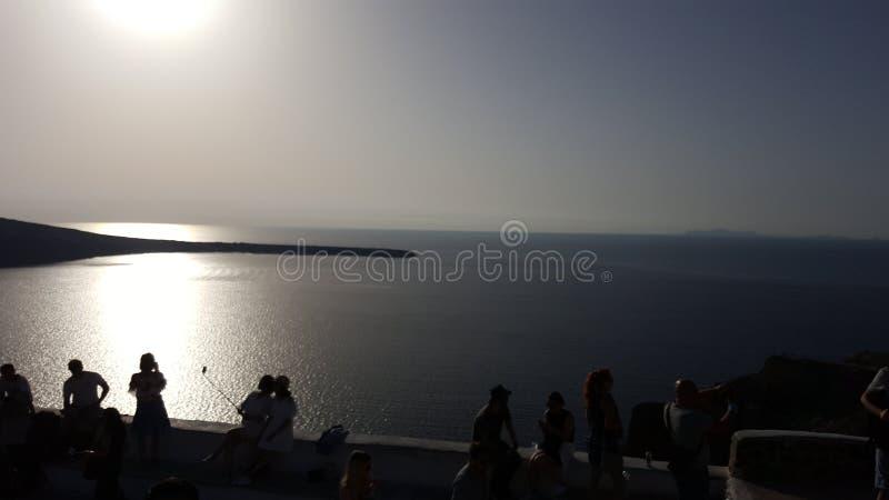 Santorin stock photos