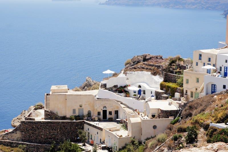 Santorini希腊 免版税图库摄影