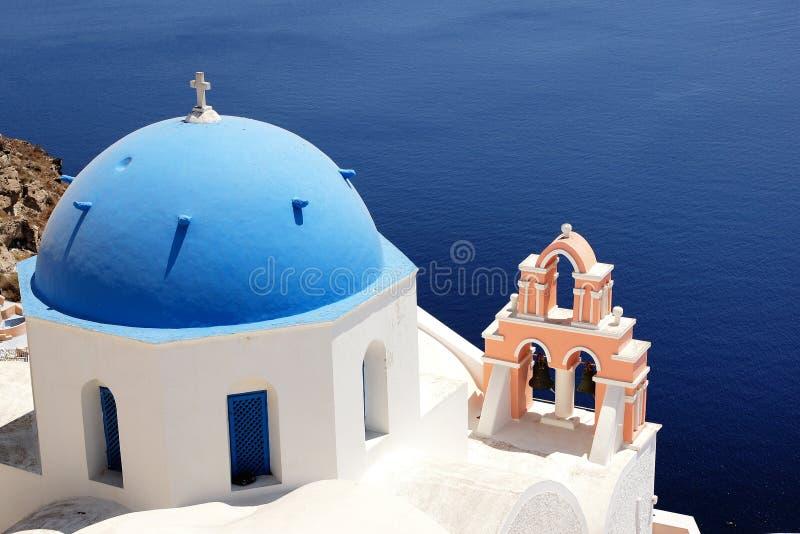 Santorini希腊 免版税库存图片