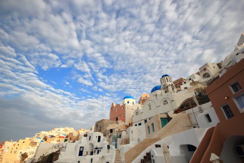 Download Santorini ö Grekland fotografering för bildbyråer. Bild av stil - 19790835