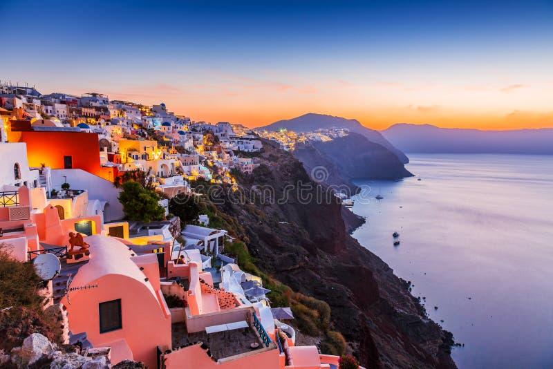 Santorini, Ελλάδα στοκ εικόνες