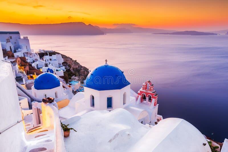 Santorini, Ελλάδα στοκ φωτογραφία με δικαίωμα ελεύθερης χρήσης