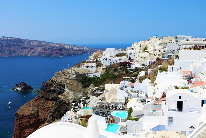 Download Santorini редакционное фото. изображение насчитывающей острова - 101214636