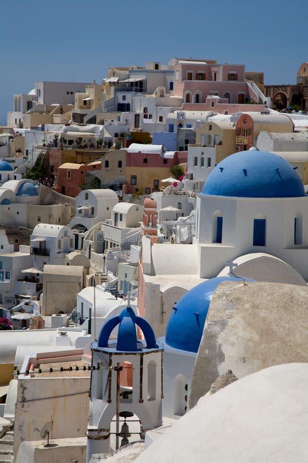Santorini obraz royalty free
