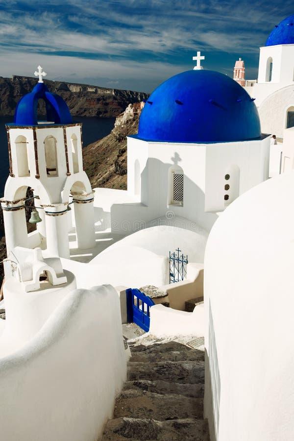 Santorini στοκ φωτογραφίες