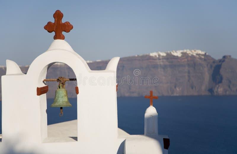 Santorini foto de archivo libre de regalías